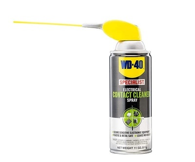WD-40 Contact Cleaner Spray
