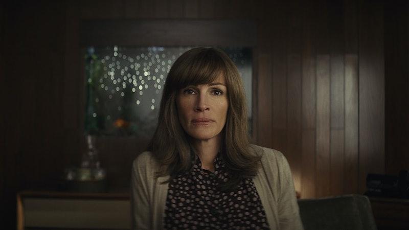 Julia Roberts won't return for Homecoming Season 2.