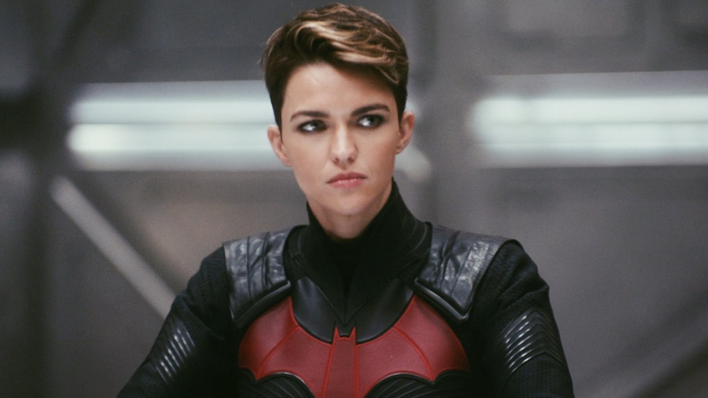 Ruby Rose quit 'Batwoman' ahead of Season 2.