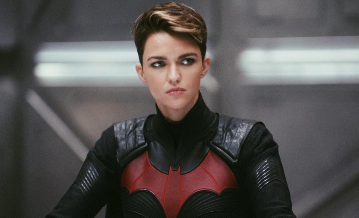 Ruby Rose quit 'Batwoman' ahead of Season 2.