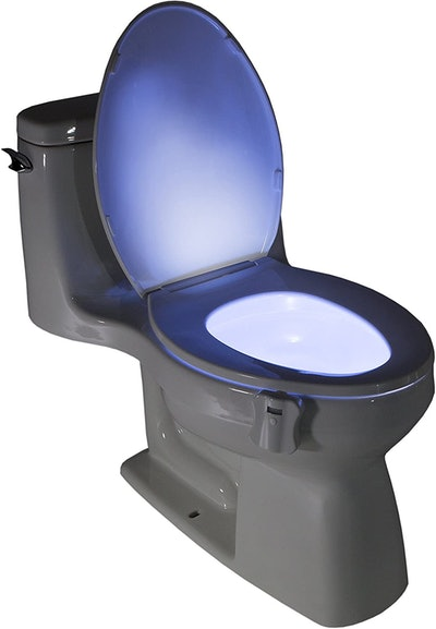 Glow Bowl Motion Activated Toilet Nightlight