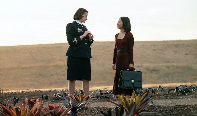 Audrey Temple (Hong Chau) in 'Homecoming' Season 2