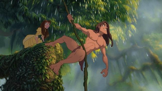 Tarzan leaves Netflix in June.
