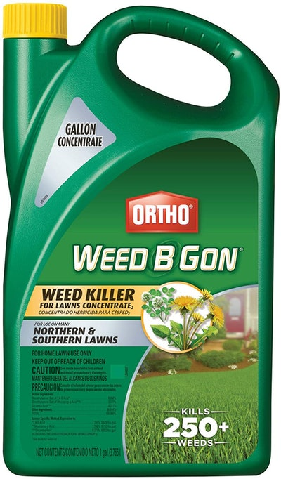 Ortho Weed B Gon Weed Killer For Lawns
