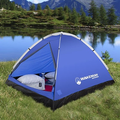 the Wakeman Store 2-Person Tent