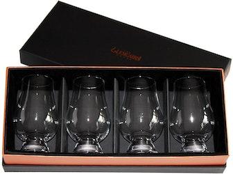 GLENCAIRN Whiskey Glasses (Set Of 4)