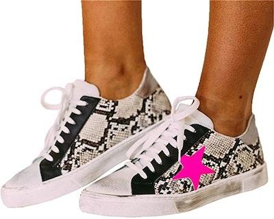 Kathemoi Womens Fashion Sneakers