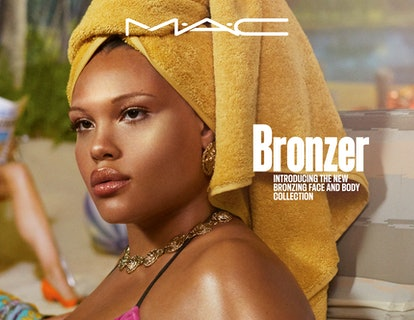 MAC Cosmetics' Bronzer Collection features everything from lip glosses to setting sprays.