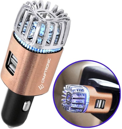 Craftronic 2-in-1 Car Air Purifier