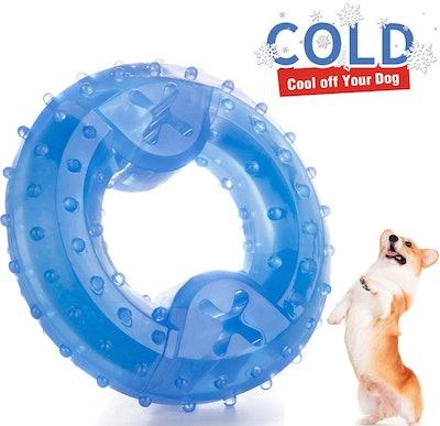 ZNOKA Arctic Freeze Cooling Teether Chew Toy