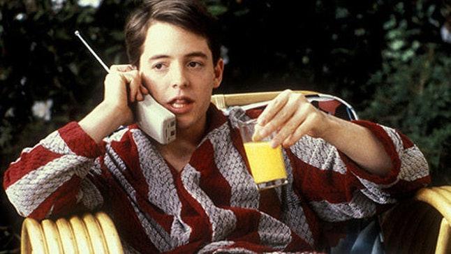 Ferris Bueller's Day Off leaves Netflix in June.