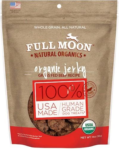 Full Moon Natural Organics Human-Grade Dog Treats