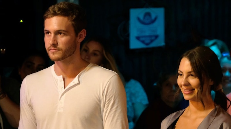 Peter Weber reveals why he chose Kelley Flanagan after The Bachelor.