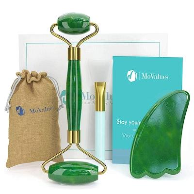 MoValue Premium Jade Roller