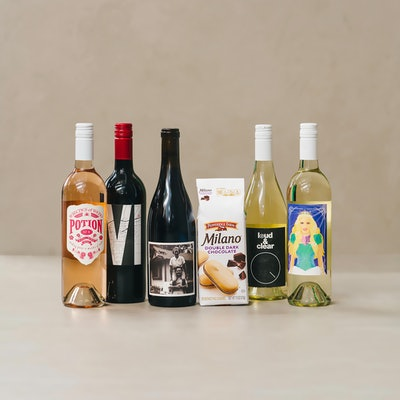 Milano x Nocking Point Wines Happier Hour Box