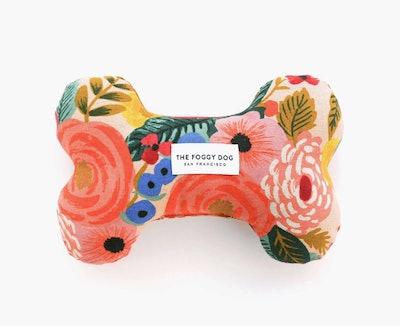 Garden Party Squeak Toy