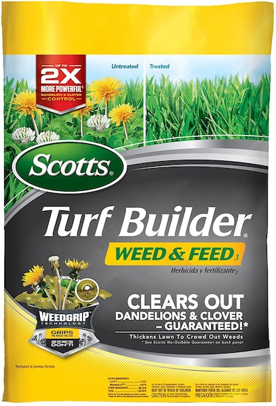 Scotts Turf Builder Weed and Feed