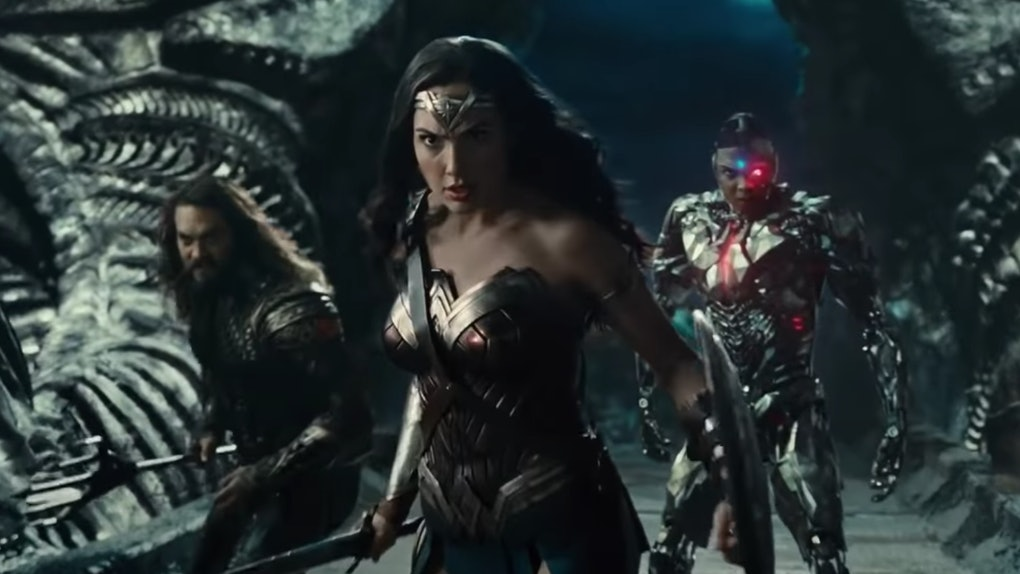 The 'Snyder Cut' of 'Justice League' on HBO Max