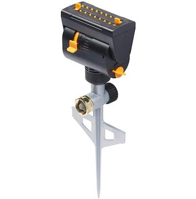 Melnor 65031-AMZ MiniMax Turbo Oscillating Sprinkler