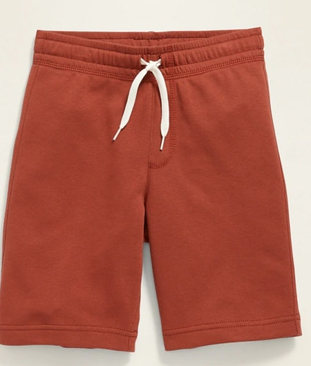 French Terry Jogger Shorts For Kids