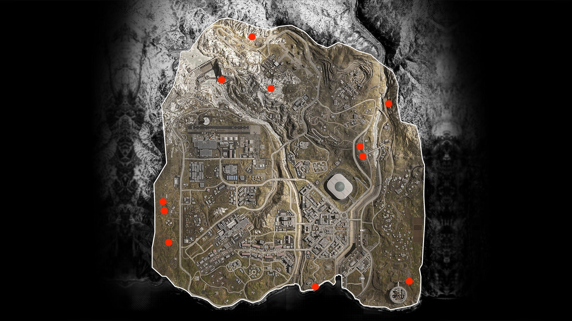 Warzone Bunker Locations How To Open All 11 With Red Access Cards