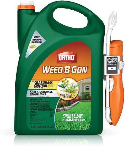 Ortho Weed B Gon Plus Crabgrass Control Wand