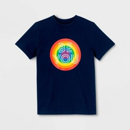 Pride Gender Inclusive Kids' Be You Graphic T-Shirt