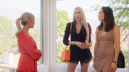 Heather and Christine in Selling Sunset will likely clash all over again in Season 2.