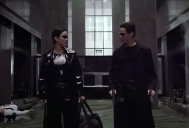 The Matrix leaves Netflix in June.
