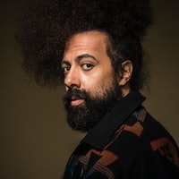 Reggie Watts on his love of weed, Night Ranger, and 'The Breakfast Club'