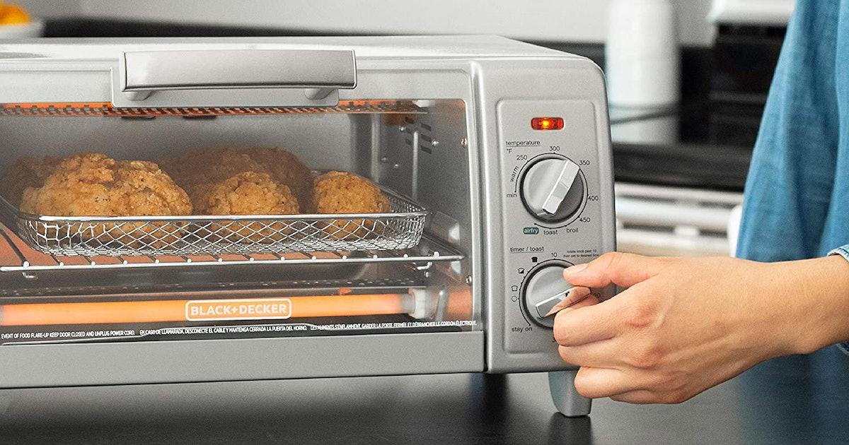 Bustle On Flipboard The 3 Best Air Fryer Toaster Ovens