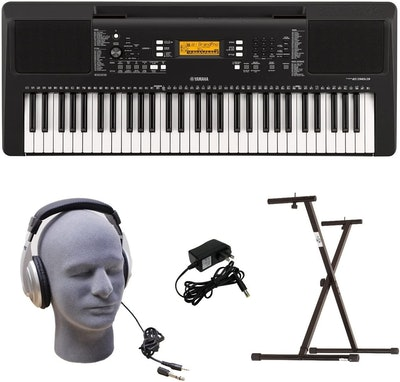 YAMAHA Keyboard Learn To Play Package