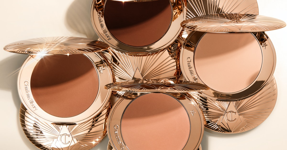 The Charlotte Tilbury Bronzer With A Waitlist Of More Than 5,000 Is Finally Here