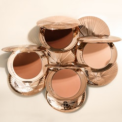 Charlotte Tilbury's Airbush Bronzer is one of the new products in its Airbrush line.