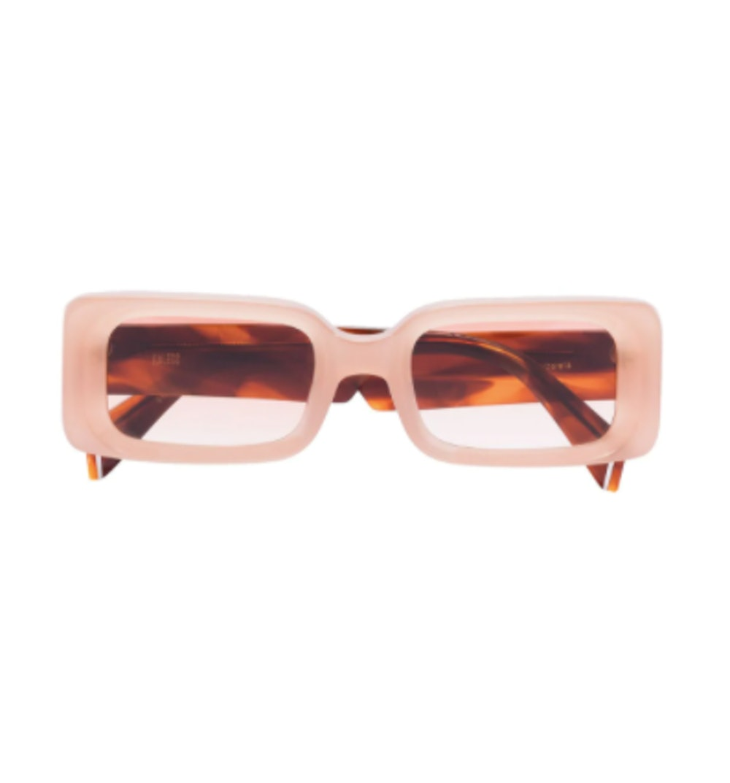 Barbarella 5 Rectangular-frame Sunglasses