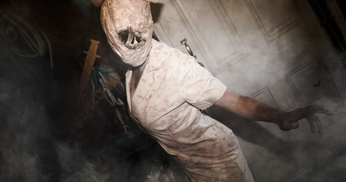 Silent Hill Ps5 Leaks Hint At A Next Gen Reboot But There S 1