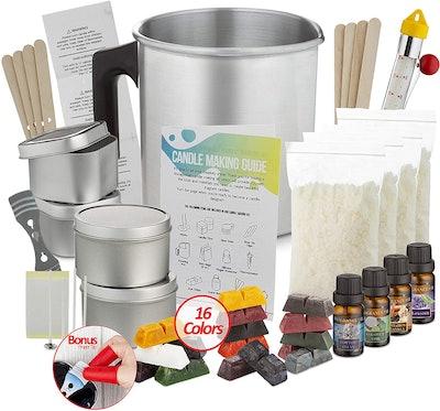 StorageMaid Candle Making Kit