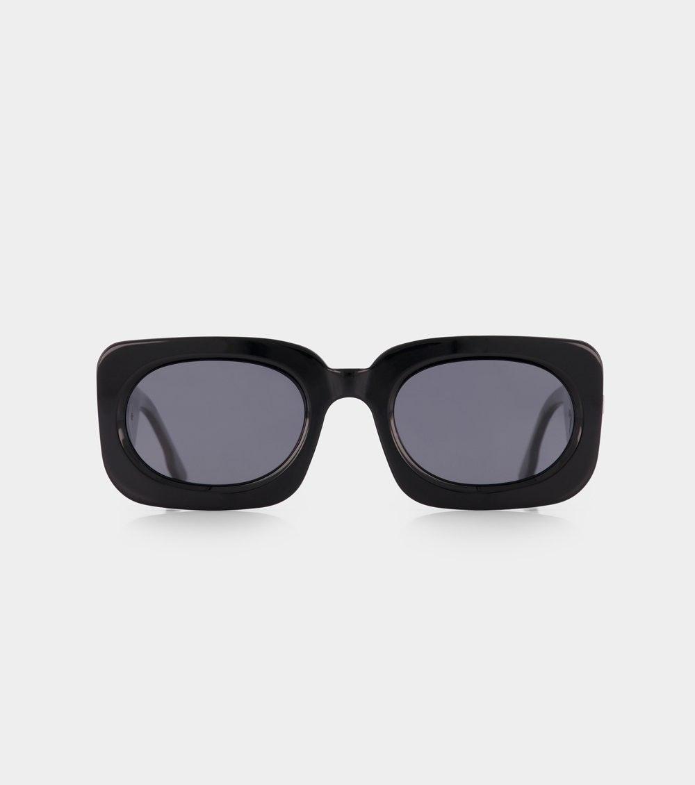 Daily Paper x Komono Black Kenyatta Sunglasses