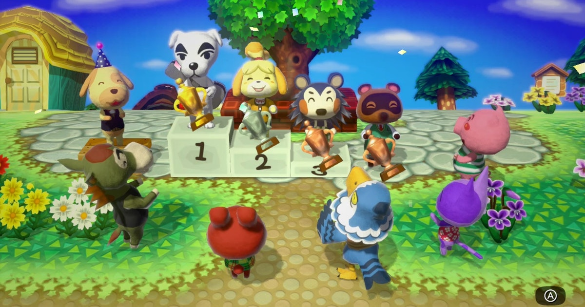 3 'Animal Crossing' spinoffs for when you're sick of 'New Horizons'