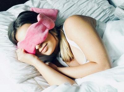 Nodpod Bead Filled Sleep Mask & Eye Pillow