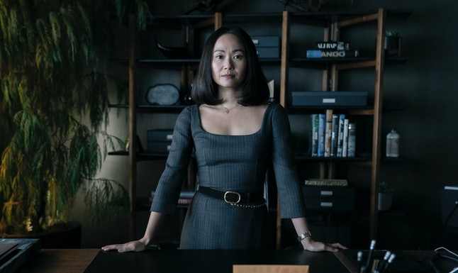 Hong Chau as Audrey Temple in 'Homecoming' Season 2