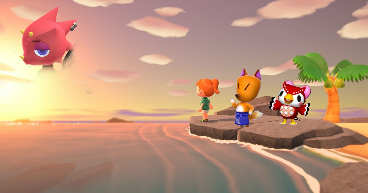 Here's when every 'Animal Crossing' visitor might come to your island