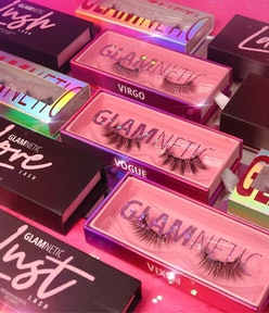 Glamnetic's natural lash styles are seeing an uptick thanks to quarantine
