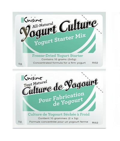 Euro Cuisine All Natural Yogurt Culture (2-Pack)
