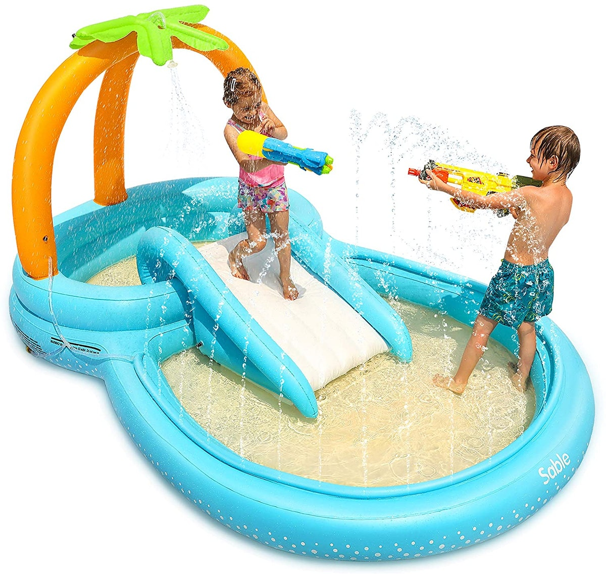 Sable Inflatable Play Center