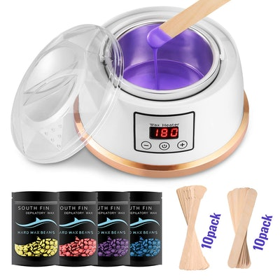 Larbois Waxing Kit Wax Warmer