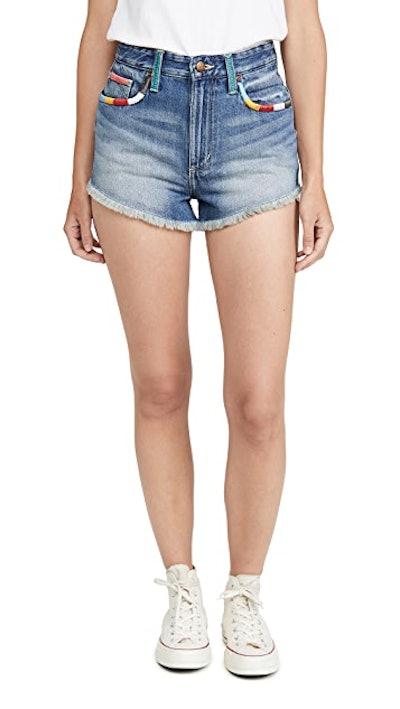 Lee Vintage Modern High Rise Cutoff Shorts