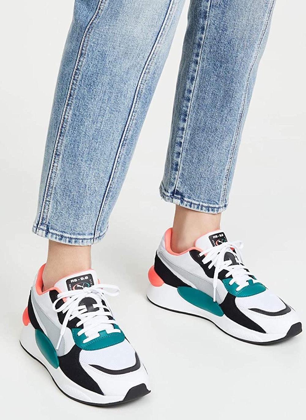 PUMA Women's Space Sneakers
