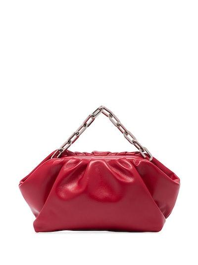 Marques'Almeida Gathered Clutch Bag