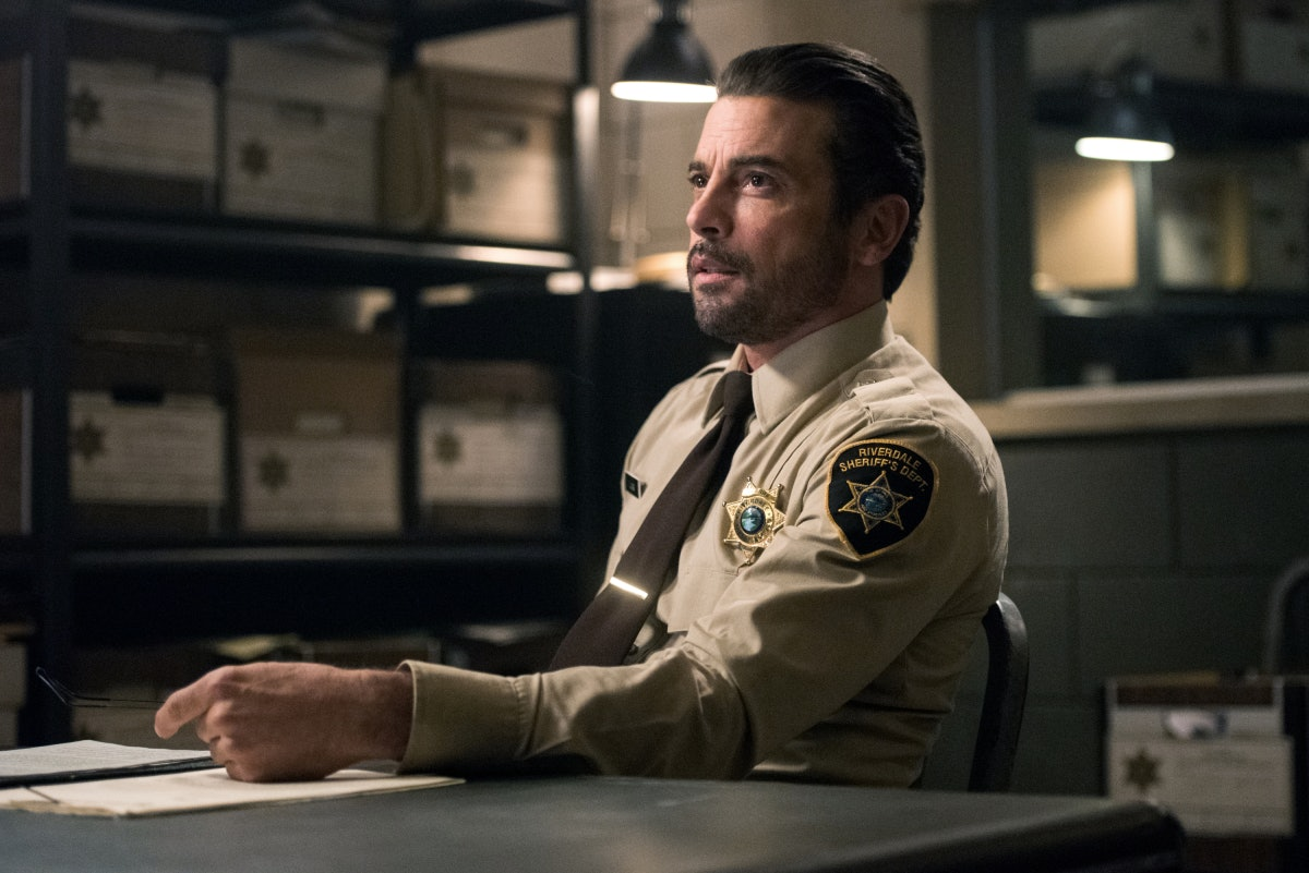 Skeet Ulrich on The CW's 'Riverdale'